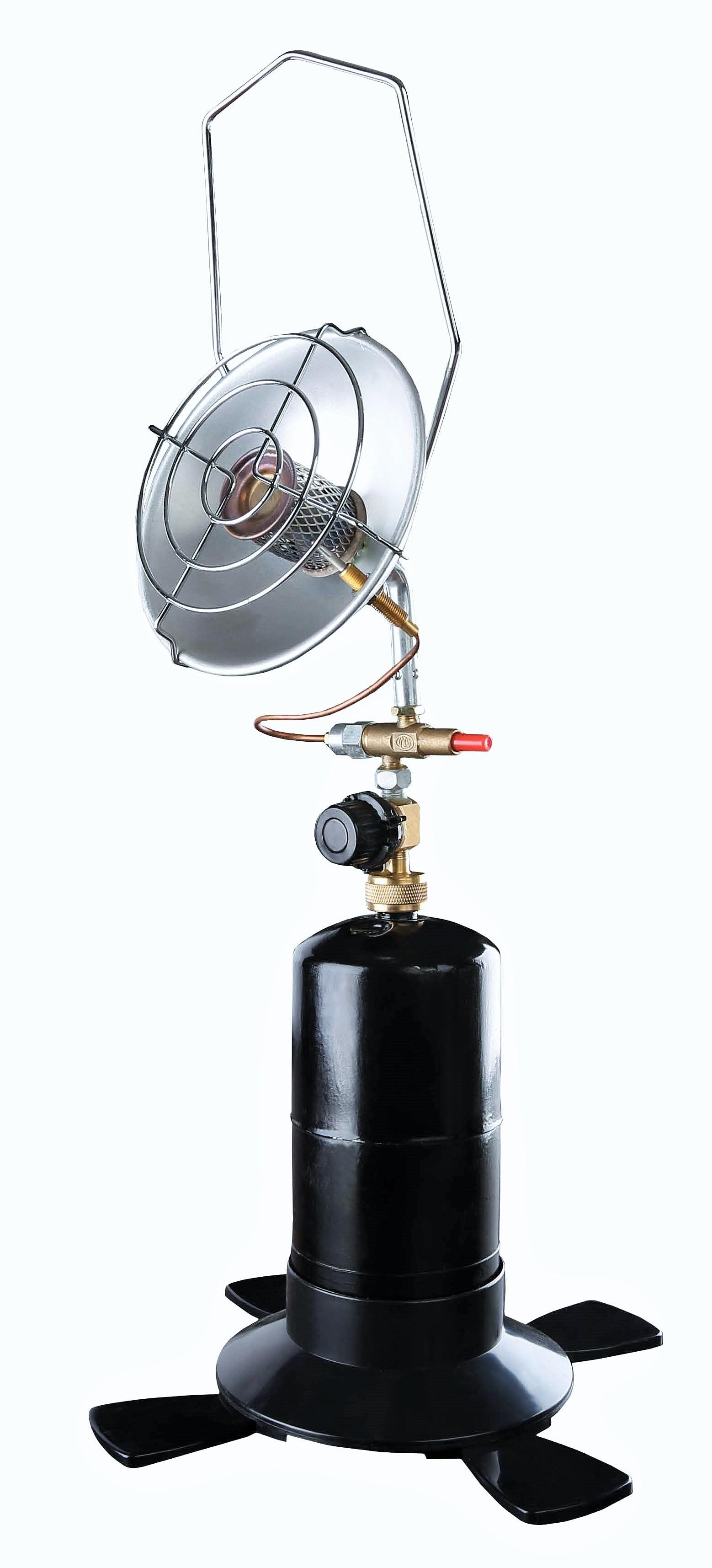 Single Burner 1lb Propane Tank Heater Shop Heaters