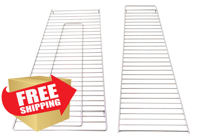 Glass Tube Protective Grates for Square Heater