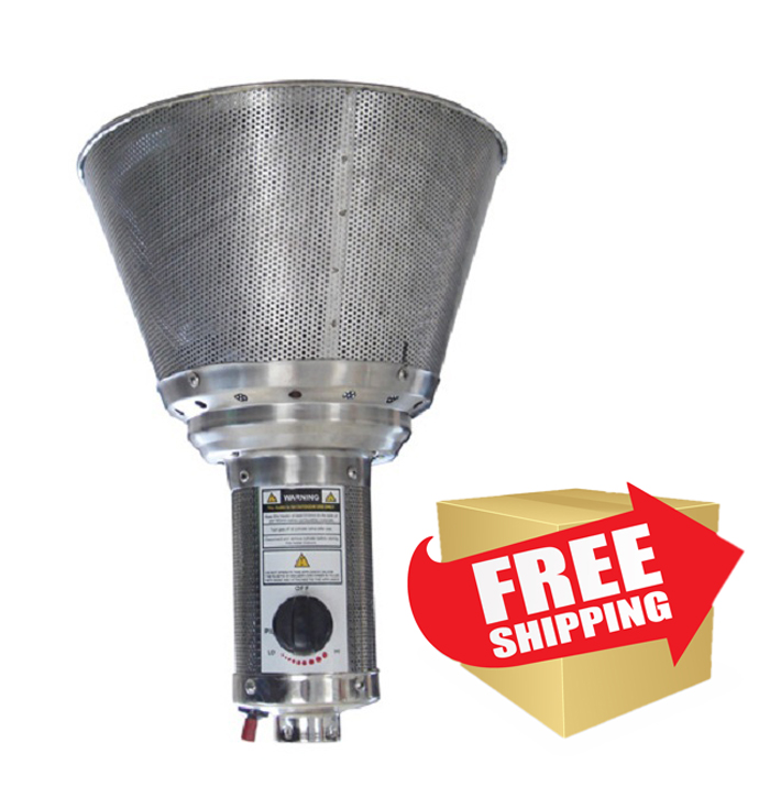 Commercial Conical Complete Burner