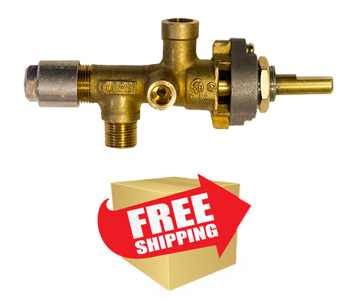 Commercial Main Control Valve Female Outlet Commercial