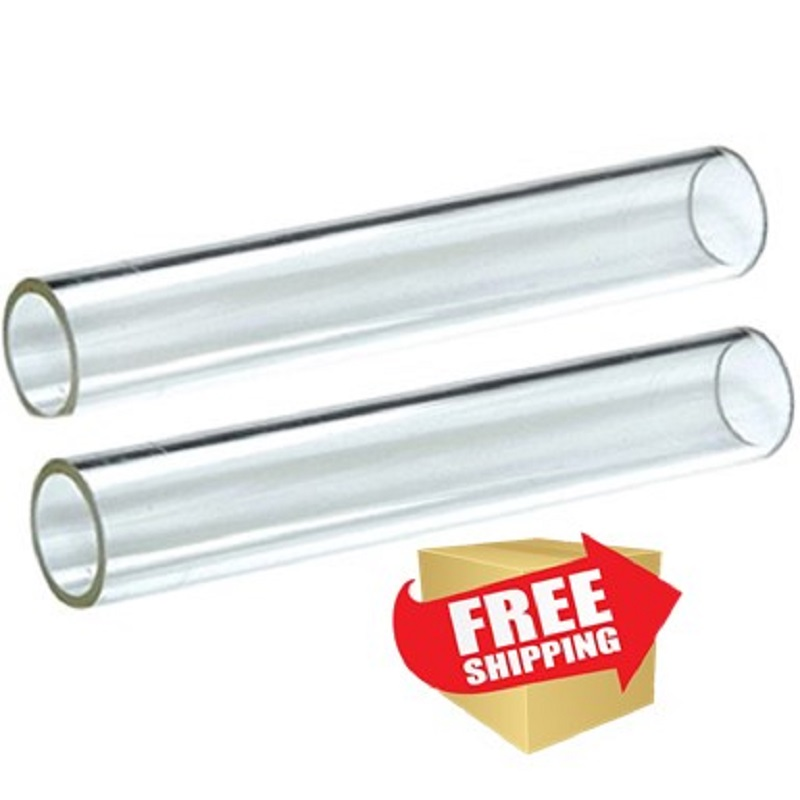 Hiland Quartz Glass Tube Replacement (2 Piece)