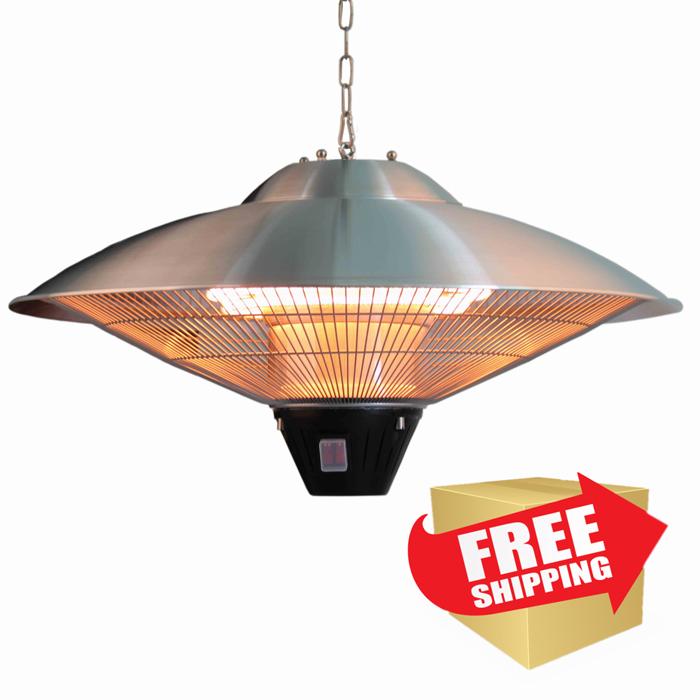 Gazebo Hanging Infrared Heat Lamp