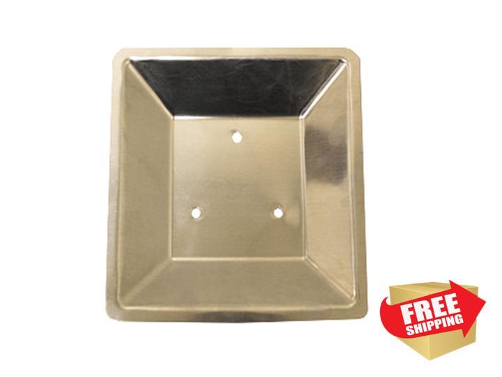 Hiland Table Top Glass Tube Heat Shield