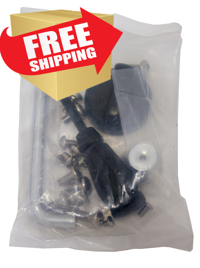 Conventional Fire Pit Hardware Kit